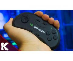 GAMEPAD BLUETOOTH VR SHINECON, PARA ANDROID, IOS, PC.