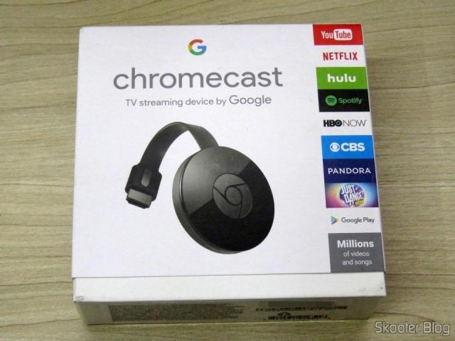 Chromecast 2 - Streaming multimedia inalámbrico (último modelo) - 1/2