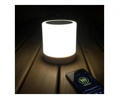 PARLANTE BLUETOOTH LUZ LED SUPER SOUND LAMPARA COLGANTE