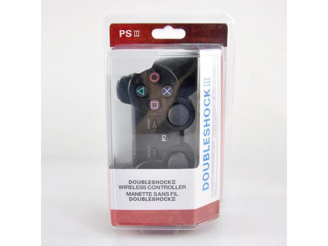 CONTROLES INALÁMBRICOS DUALSHOCK3 PARA PLAYSTATION 3 - 1/2
