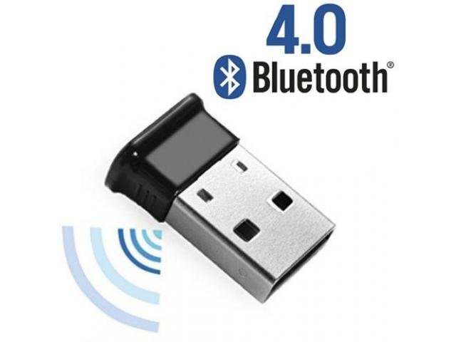 ADAPTADOR USB BLUETOOTH 4.0 PARA PC, LAPTOP - 1/1