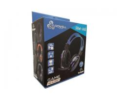 Audífono Gamer Rowell A6