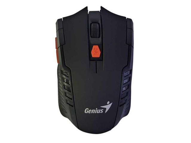 Mouse Gamer Genius Inalambrico - 1/1