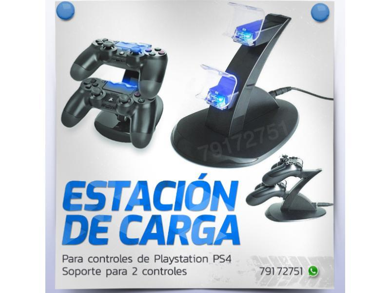 Cargador Para Controles de Playstation 4 Ps4 - 1/1