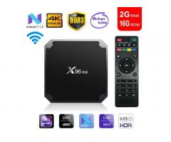 TV Box X96 Mini 2GB ram 16GB internos Android 7.1