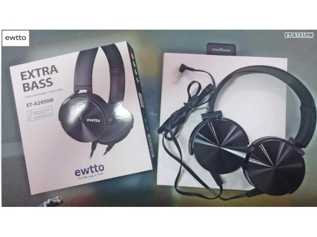 Audifono Ewtto Extrabass Et-a2450m Handsfree Android Iphone - 3/3
