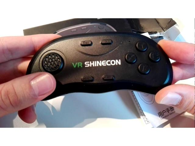 GAMEPAD BLUETOOTH VR SHINECON, PARA ANDROID, IOS, PC. - 3/3