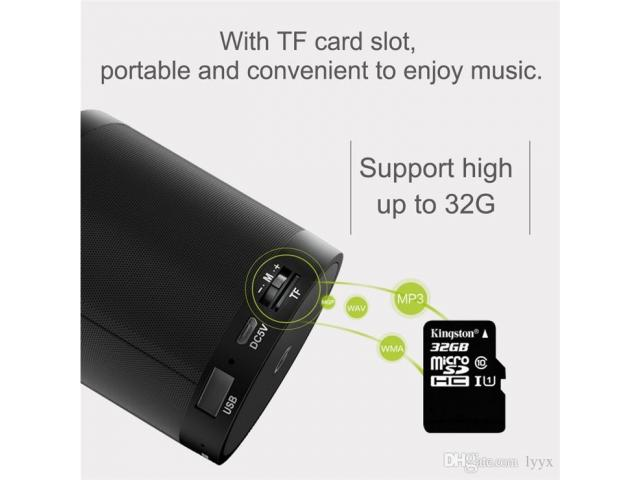 Parlante Bluetooth Zealot S5 3W RMS 2000mAh - 2/2