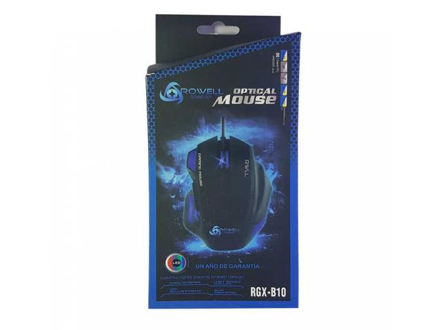 Mouse Gamer RGX B10 - 1/2