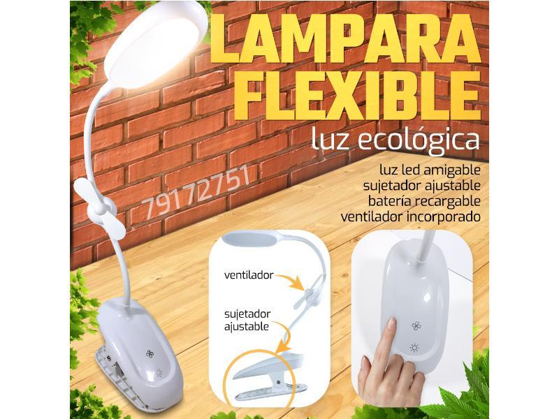 Lámpara flexible ecológica - 1/1
