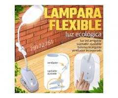 Lámpara flexible ecológica