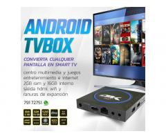 tvbox android convierta su tv en smart